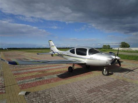 A Light Aircraft For Sale In Castries Quarter