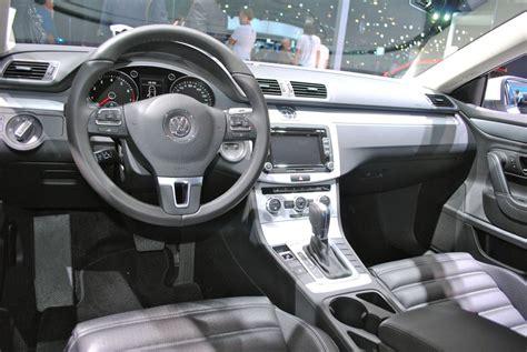 2012 la 2013 volkswagen cc r line interior egmcartech