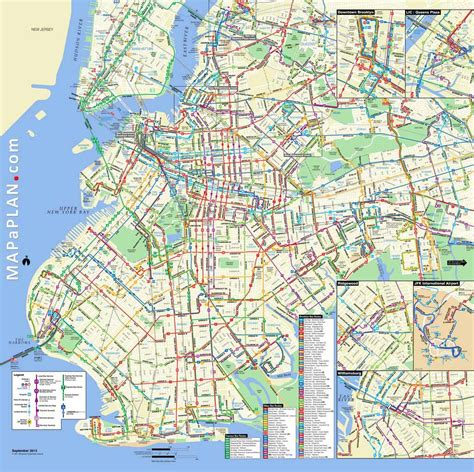 printable queens map maps of new york top tourist attractions free printable