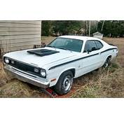 1972 Plymouth Duster 340 Parked For 10