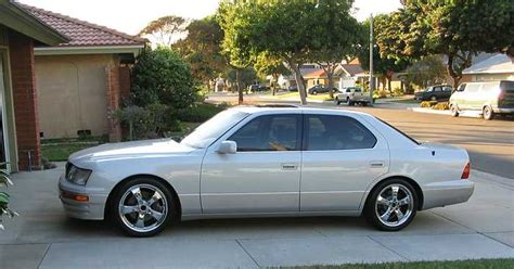 lexus ls400 lowered lowering my 2000 ls400 clublexus lexus forum discussion