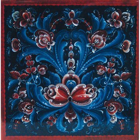 norwegian pattern name 34 best rosemaling images on pinterest decorative