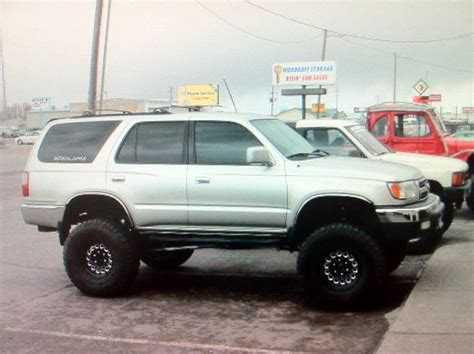 2000 Toyota 4runner Lift Kit 1999 Toyota Tacoma Lift Kits Autos Post