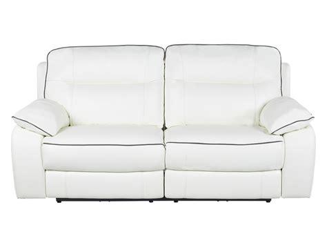 divani catania divano e poltrona relax in pelle bianco o nero catane
