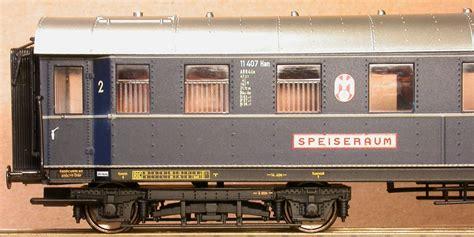 Küche Zweizeilig by Db Halbspeisewagen Abr4 252 E 28 53 Als H0 Modell