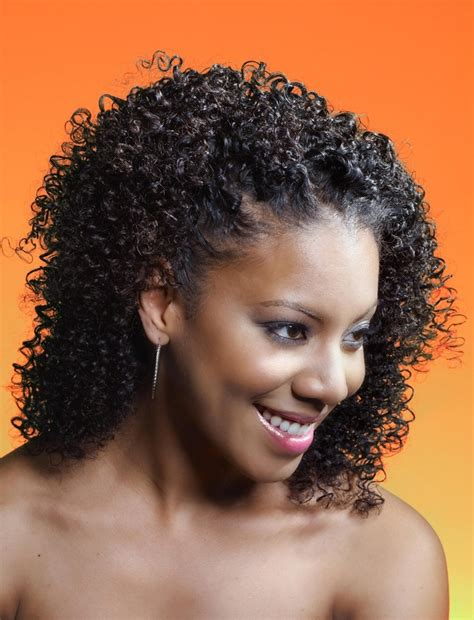 short hairstyles for kinky hair kinky curly hairstyles for afro american girls fave