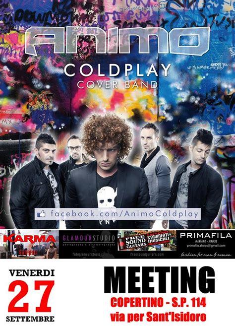 testo gravity coldplay la band animo presenta il tributo ai coldplay themusik