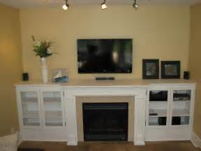 fireplace mantel designs with bookcases styles fireplace