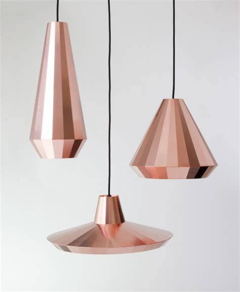 Designer Light Pendants Copper Light Cl 16 Shop David Derksen Design