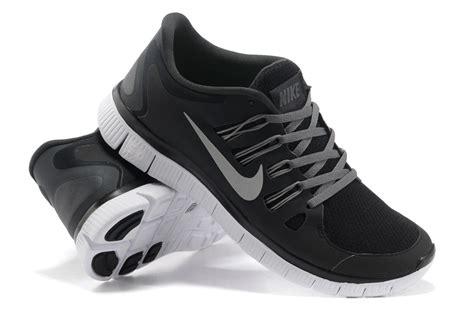Nike Free Run 5 0 Black discount sale nike free 5 0 womens black gray running