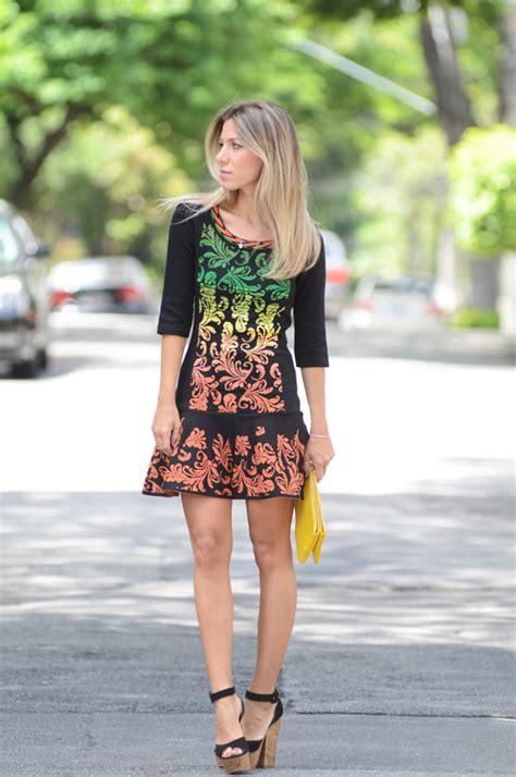 layout blog de moda look do dia vestido de tricot