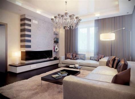 wohnzimmer le modern wohnzimmer in braun und beige einrichten 55 wohnideen