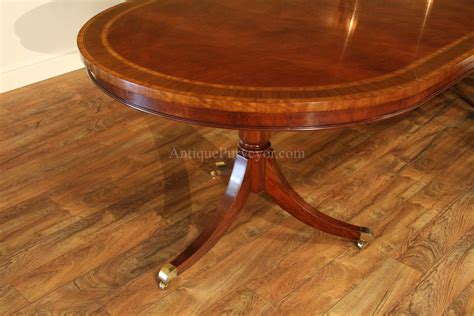 large oval mahogany double pedestal dining room table with large oval mahogany double pedestal dining room table with