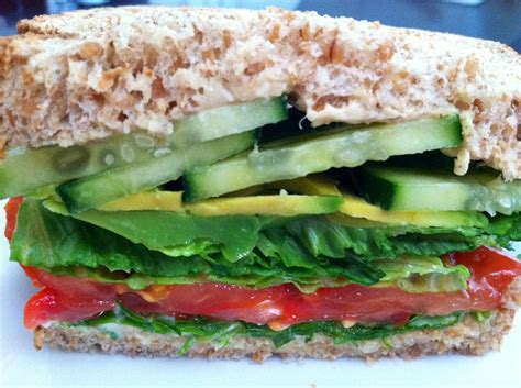 vegetarian avocado sandwich recipes hummus vegetable sandwich recipe dishmaps