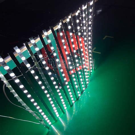 led curtain display flexible led curtain display led display flexible led bar