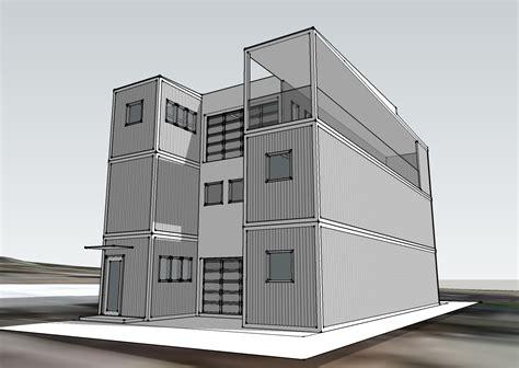 3d Isbu Shipping Container Home Design Software Isbu Architecture Studio Design Gallery Best Design