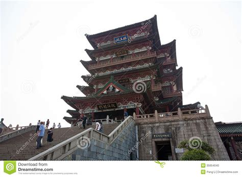 Amazing Famous Ancient Chinese Architecture And Tengwang Pavilion China Poetic Famous Chinese