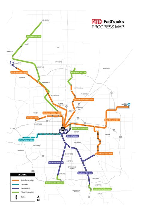 light rail times denver denver rtd map bnhspine com