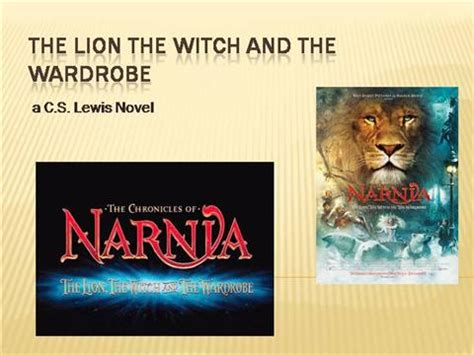 The Witch And The Wardrobe Pdf by The The Witch And Wardrobe Authorstream