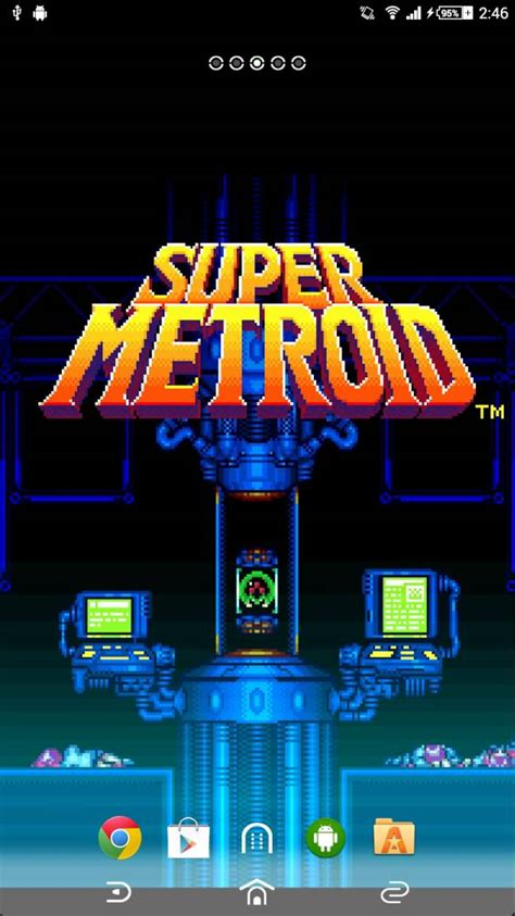 android wallpaper youtube super metroid android live wallpaper youtube