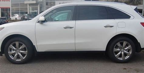 2015 acura mdx 3rd row seating suv best suvs with 3rd
