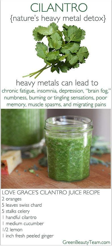 How To Detox Heavy Metals From The Brain by Best 25 Detox Juices Ideas On Juice