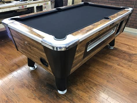 Valley Bar Table Table 042617 Valley Used Coin Operated Pool Table Used Coin Operated Bar Pool Tables