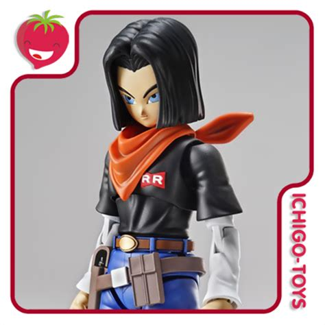 Bandai Figure Rise Standard Android 17 figure rise standard android 17 z ichigo