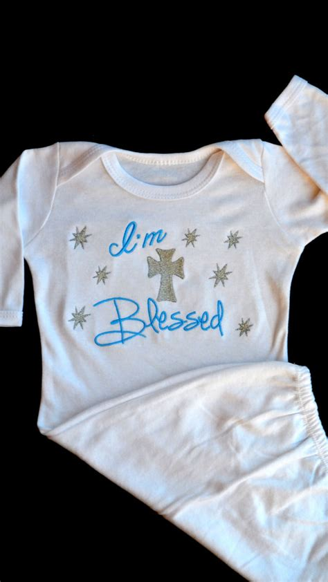 Items similar to baptism gown newborn take me home outfit christening gown baby boy clothes bay