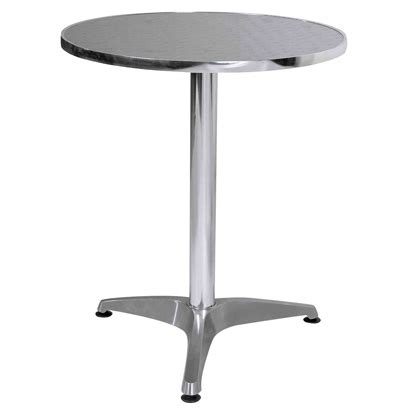 Aluminium Bistro Table Bistro Aluminum Table 2246 Furniture In Fashion