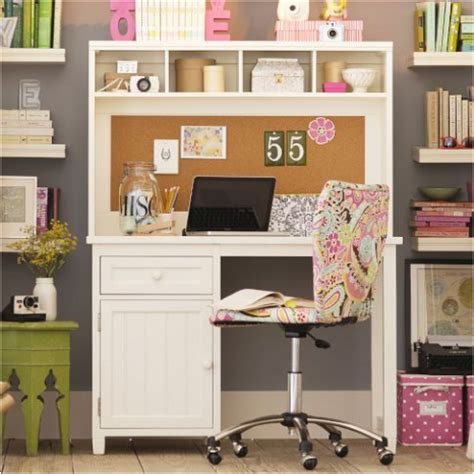 teen bedroom desk teen girl study spaces room design ideas