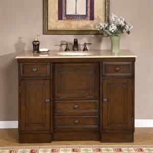 bathroom cabinets bath cabinet:  travertine  inch countertop single sink bathroom vanity cabinet