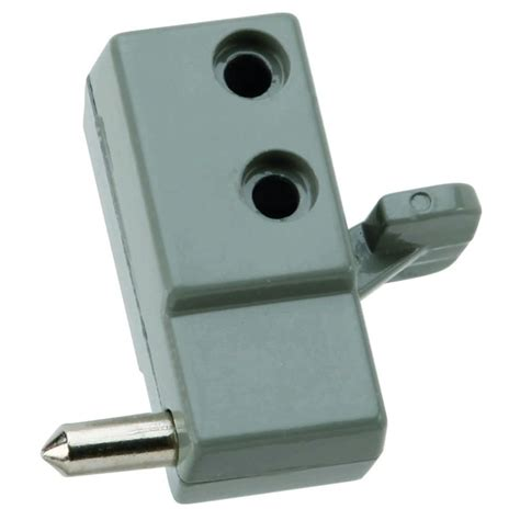 Patio Door Security Lock Security Aluminum Patio Door Lock 1251 The Home Depot