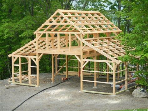 25 best ideas about diy pole barn on building
