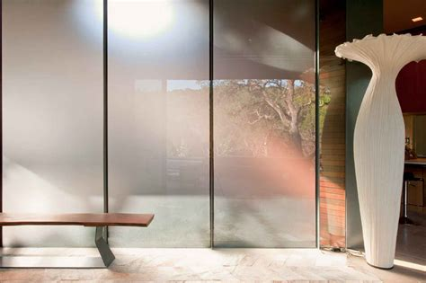 interior glass walls for homes glass walls partitions system ideas