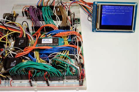 Sepatu Rockwell Code Rw 05 lc64 a modular plcc 6502 computer cbm stuff xmega vic2