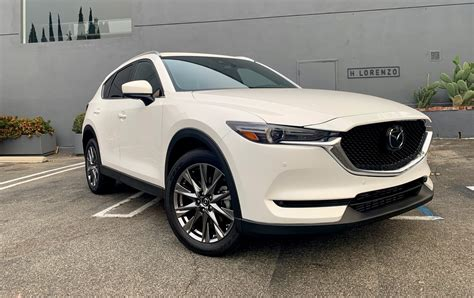 2019 Mazda Cx 5 by 2019 Mazda Cx 5 Review The Turbo Is The Icing On The Top