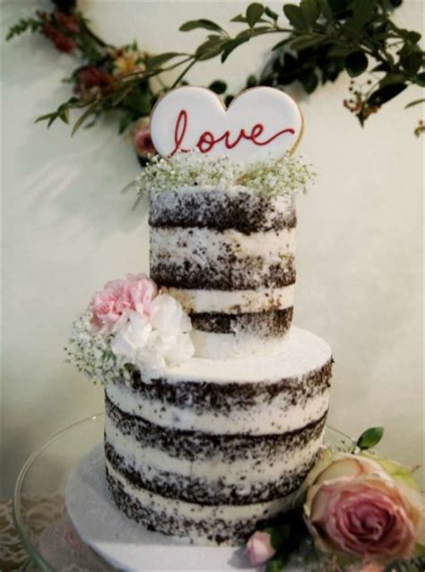 Rustic Bridal Shower Cakes by Hearts And Cookies Rustic Bridal Shower Bridal Shower
