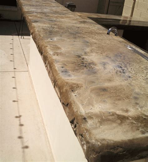 az stained concrete resurfacing countertops arizona acid