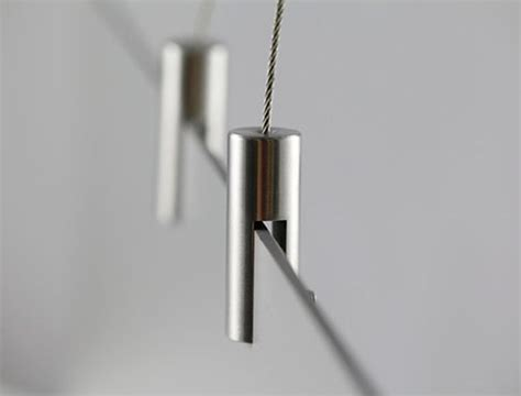 stainless steel sign hangers ceiling hangers
