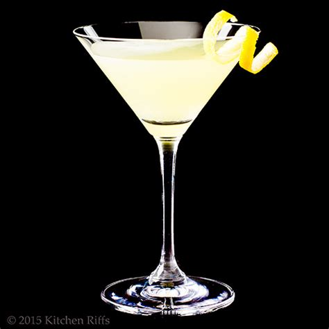 white cocktail kitchen riffs the white cocktail