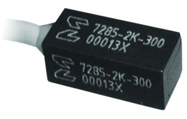 endevco corporation mail low cost high output accelerometer for vehicle crash and impact test applications