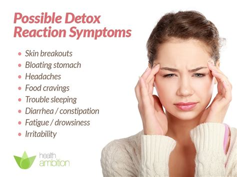 Signs Of Detox Cleansing by Easing Detox Symptoms Loving Superfoods