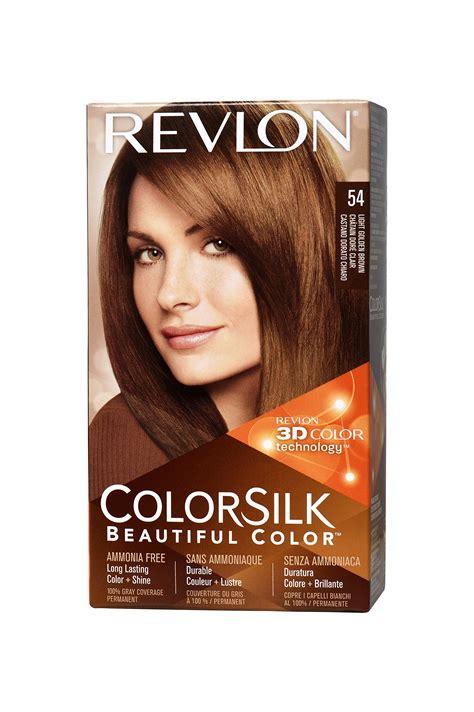 revlon brown hair color revlon colorsilk beautiful color