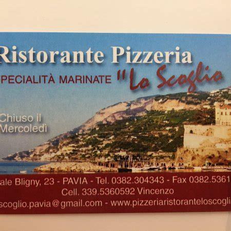 pizzeria lo scoglio pavia lo scoglio pavia omd 246 om restauranger tripadvisor