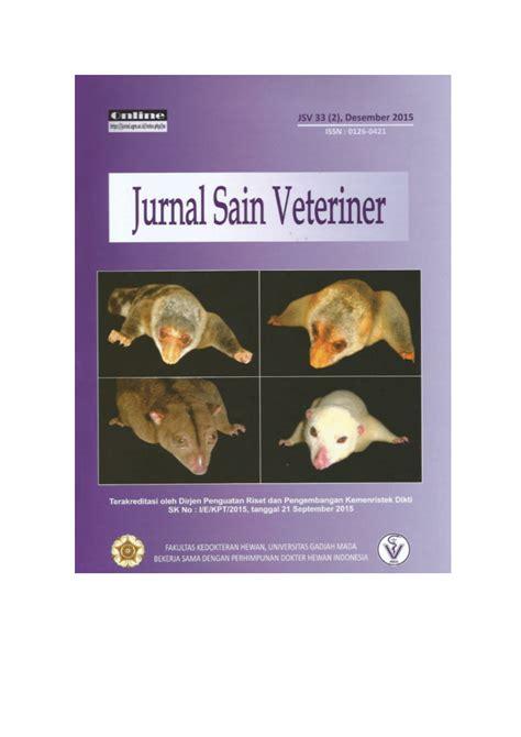 deteksi  identifikasi cemaran virus avian