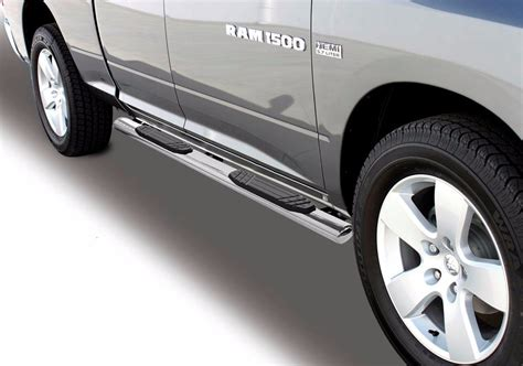 Footstep Running Board Side Footstep Toyota Harrier estribos ford ranger 2015 ovalado negro o acero 4