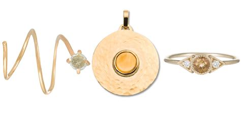 november birthstone jewelry 18 pieces of topaz and citrine jewelry november