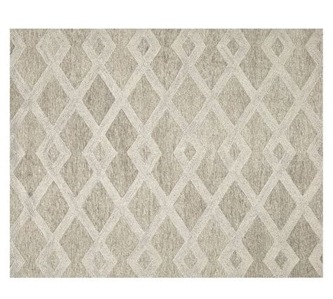 Wool Rugs On Sale Chase Tufted Rug Natural Pottery Barn