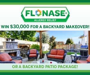 Win A Free Backyard Makeover by Magic 107 7 Orlando Contests Tickets Trips More